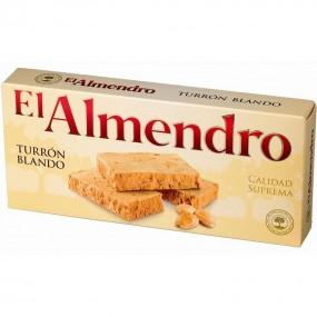 TURRON BLANDO EL ALMENDRO...