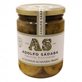 ALCACHOFAS AL NATURAL...
