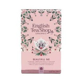 BEAUTIFUL ME  ENGLISH TEA...