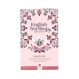 SHAPE ME  ENGLISH TEA SHOP...