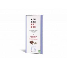 TABLETA CHOCOLATE LECHE&QUINOA