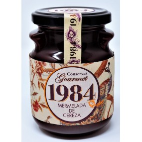 MERMELADA CEREZA FRASCO 275 ML