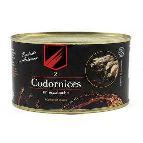 CODORNICES EN ESCABECHES 2...